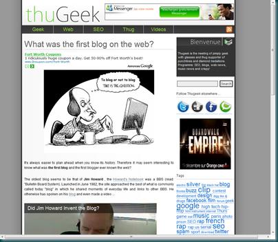thefirstblog